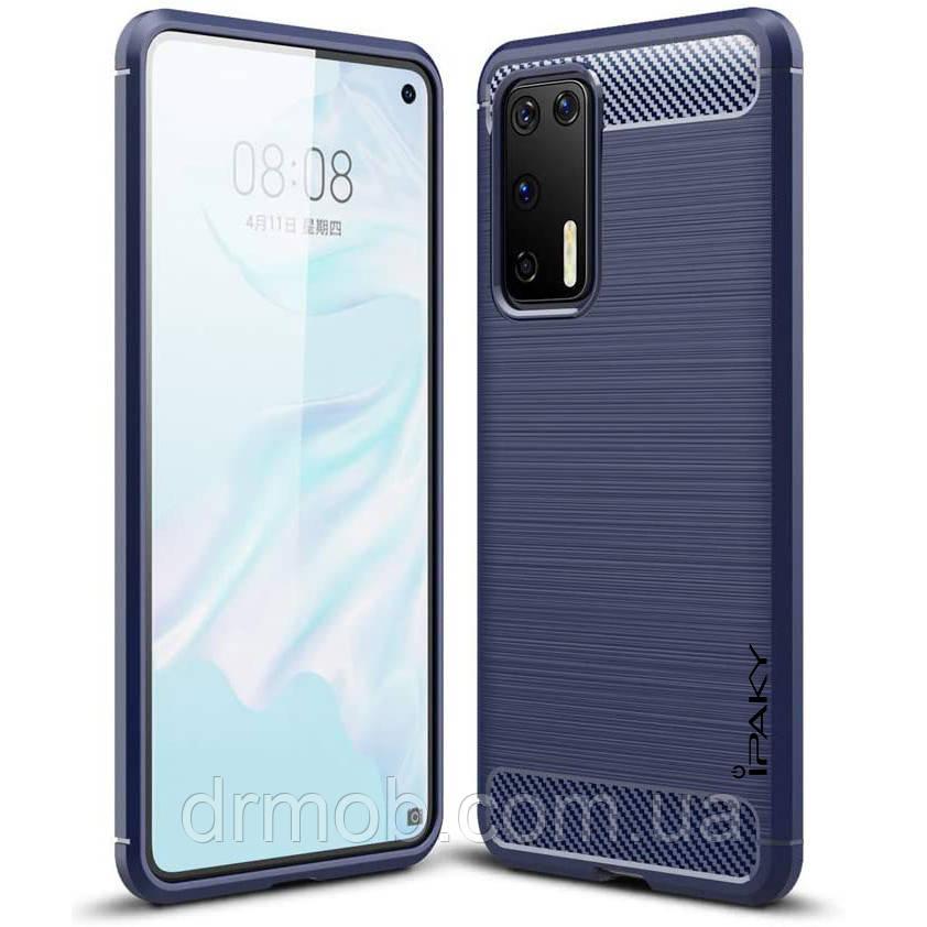 Купить Чехлы для телефонов, mp3 плееров, TPU чехол iPaky Slim Series для Huawei P40