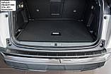 Пластикова захисна накладка на задній бампер для Peugeot 3008 ll 2016+, фото 4