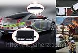 Автомобильный парктроник на 4 датчика + дисплей, фото 5
