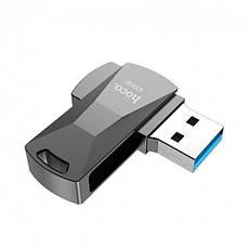 Флешка HOCO USB UD5 64GB черная, фото 3