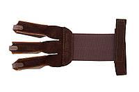 Перчатка лучника - №1 - мягкая и гибкая, фото 1