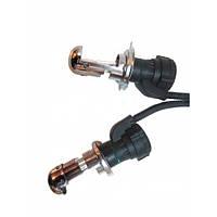 Лампа 2 шт. биксенон BOSCH H4 HID 6000K с реле и проводами