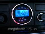 Автомобильные часы вольтметр 7042V в классику, фото 3