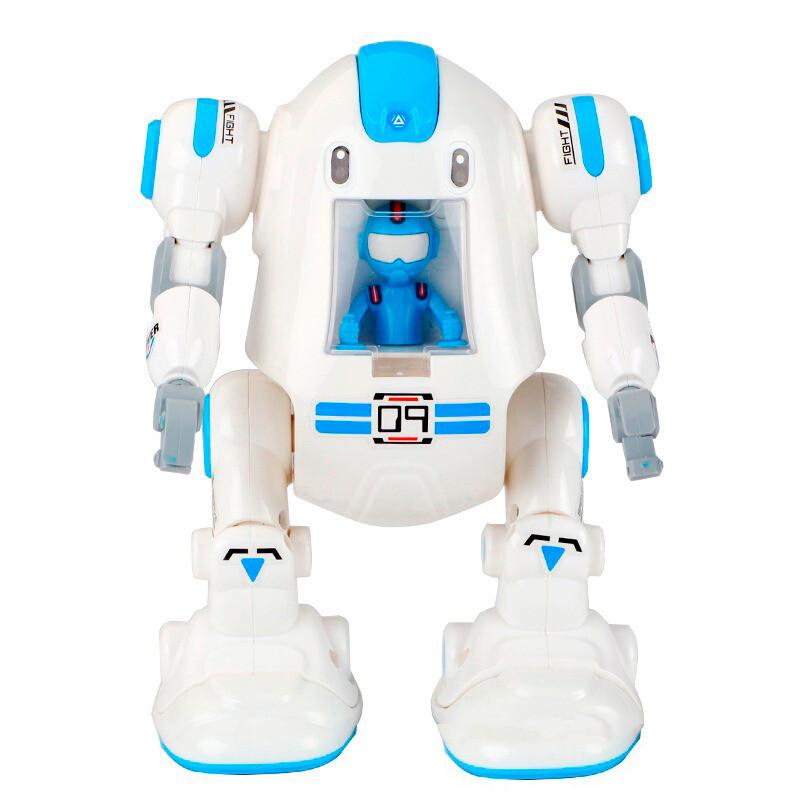Розпродаж! Робот конструктор на батарейках Diy Cute Robot, іграшка інтерактивний робот з доставкою по Україні