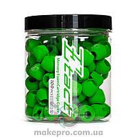 Насадки на картриджі ETact від EZ Tattoo (GREEN) - 100 штук