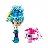 Curligirls Игровой набор с куклой и питомцем - Путешественница Адэли и Фиджи, 82096, фото 3