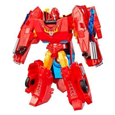 Transformers Кибервселенная Трансформер Хот Род 14 см, E3638