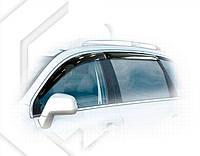 Дефлекторы окон Chevrolet Captiva 2011-   Ветровики Шевроле Каптива
