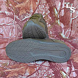 Тактичні кросівки NEWTON нубук койот сітка, фото 4
