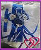 """Свадебные подушечки для колец """"Кружевная роза"""", фото 2"""