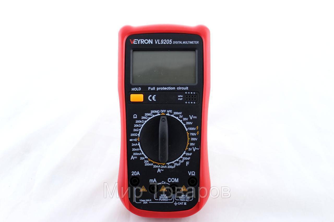 Мультиметр DT 9205VL  50