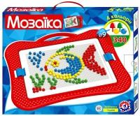 Мозаика для малышей, 4 цвета в наборе
