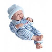 Испанская кукла-пупс мальчик berenguer Nino, 43 см, фото 1