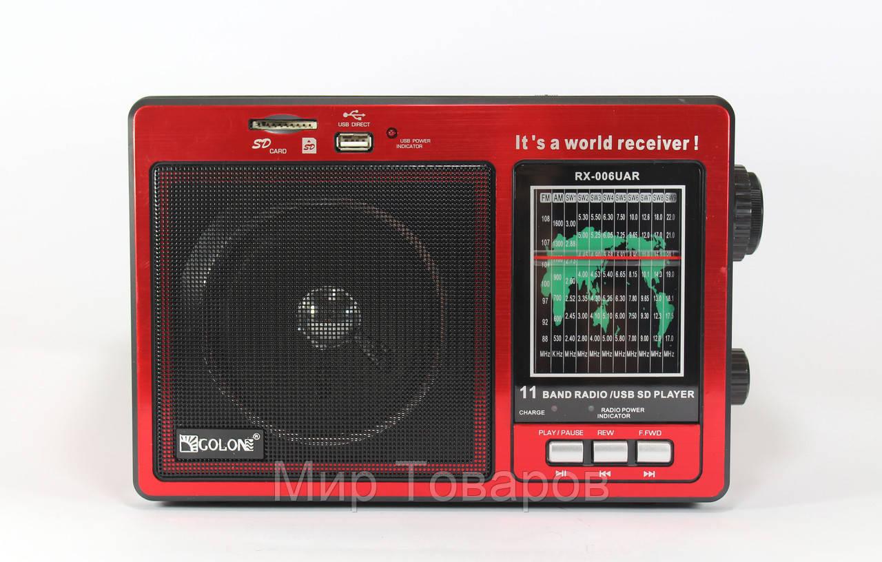 Радио RX 006  16