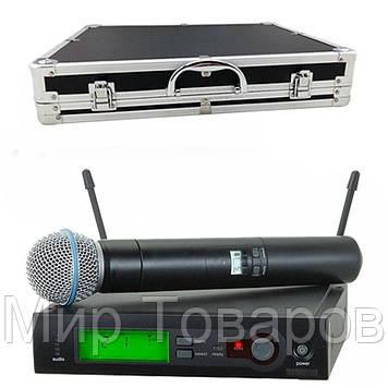 Микрофон/радиосистема slx 24