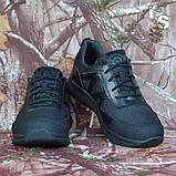 Тактичні кросівки JAGUAR-S гладка шкіра cordura чорні, фото 6