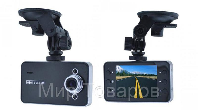 Видеорегистратор K6000 Full HD 1080P HD DVR