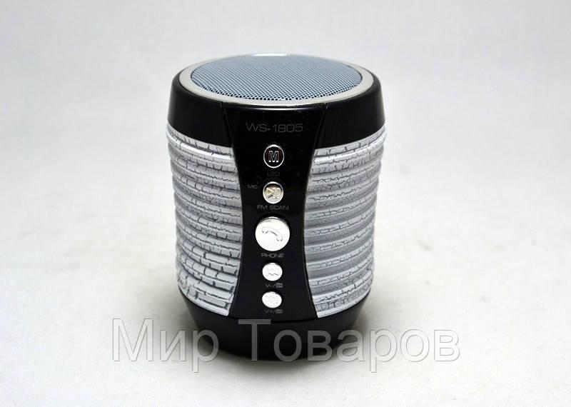 Портативная Bluetooth колонка WS-1805
