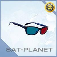 Анаглифные 3D очки (Red-Cyan)