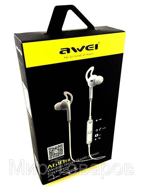 Наушники A610BL Bluetooth earphone