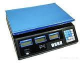 Торговые весы на 40 кг - 6V