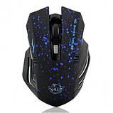 Беспроводная игровая мышь мышка 6D Gamer Mouse, фото 4
