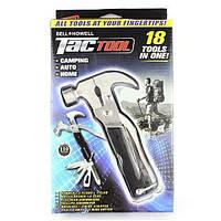 Инструмент Мультитул Tac Tool 18 in 1