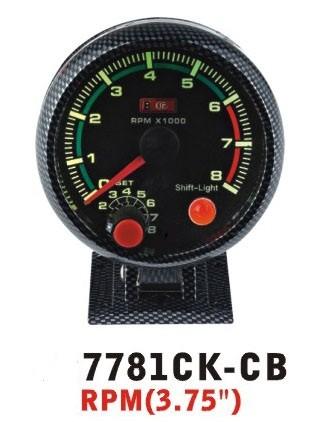 Тахометр Ket Gauge 7781 CK CB