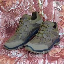 Тактичні кросівки TEXAS крейзі cordura койот демі/зима
