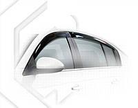 Ветровики Шевроле Круз | Дефлекторы окон Chevrolet Cruze Hb 5d 2011