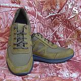 Тактичні кросівки JAGUAR нубук кордура койот, фото 9