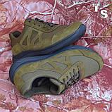 Тактичні кросівки JAGUAR нубук кордура койот, фото 8
