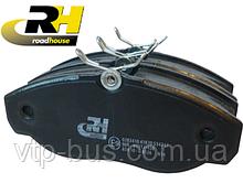 Тормозные колодки передние на Renault Trafic / Opel Vivaro (2001-2014) ROADHOUSE (Испания) 0283410