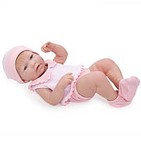 Berenguer кукла младенец девочка Nina с волосами, 43 см., фото 1