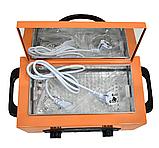 Стерилизатор сухожар для маникюрных инструментов СН-360T (оранжевый), фото 3