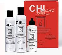 Набор от выпадения для окрашенных волос CHI 44 IONIC Power Plus Hair Loss Kit for Chemically Treated