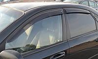 Дефлекторы окон Chevrolet Lacetti Sd 2003 | Ветровики Шевроле Лачетти