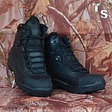 Тактичні черевики OTAMAN-2 чорні хром зима/демі, фото 5