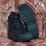 Тактичні черевики OTAMAN-2 чорні хром зима/демі, фото 8