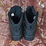 Тактичні черевики OTAMAN-2 чорні хром зима/демі, фото 10