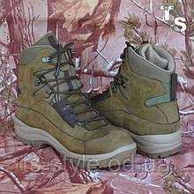 Тактичні черевики OTAMAN койот зима на тінсулейте