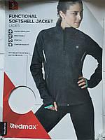 Cпортивная женская курточка soft shell от redmax Голландия размер s 36 наш 42