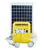 Портативная мини солнечная станция освещения EverExceed SHS-107R, фото 2