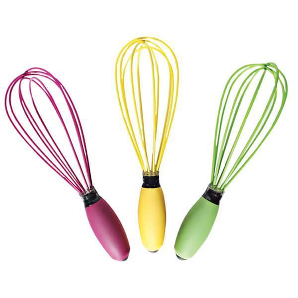 Венчик кухонный силикон комбинированная ручка
