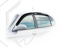 Дефлекторы окон Chevrolet Evanda 2004-2006 | Ветровики Шевроле Еванда
