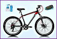 """Велосипед ARDIS Pioneer 26"""". Велосипед АРДИС пионер 26 дюймов Черный/Красный"""