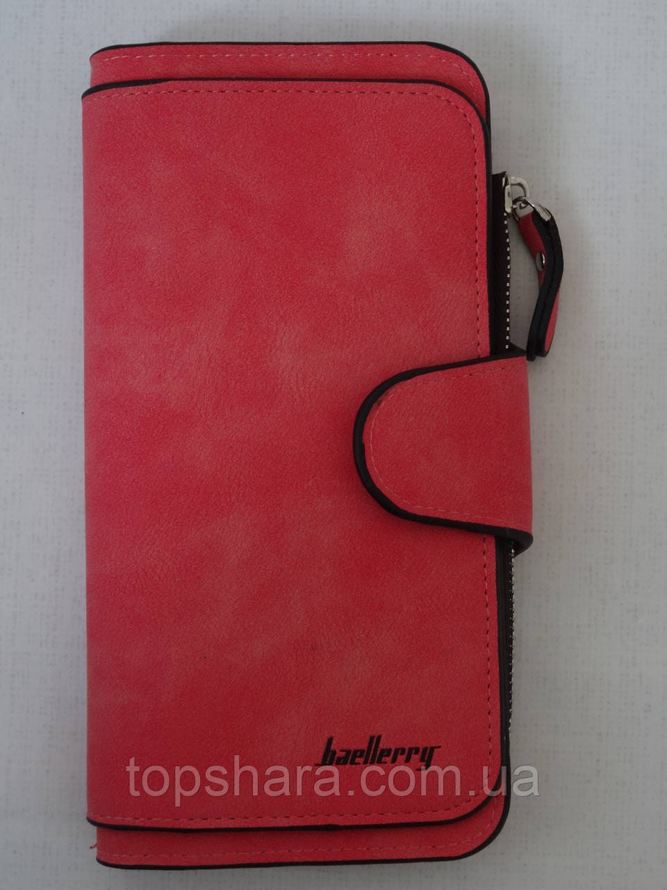 Женский кошелек клатч портмоне гаманець Baellerry Forever 2345 night red