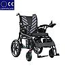 Складна електровізок D-6023. Інвалідна коляска. Крісло для інваліда. Крісло коляска., фото 2