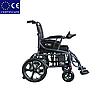 Складна електровізок D-6023. Інвалідна коляска. Крісло для інваліда. Крісло коляска., фото 3