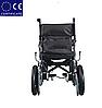 Складна електровізок D-6023. Інвалідна коляска. Крісло для інваліда. Крісло коляска., фото 5